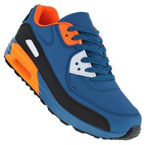 Art 809 Neon Turnschuhe Schuhe Sneaker Sportschuhe Neu Herren, Schuhgröße:43