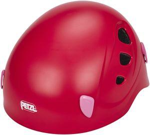 Petzl Picchu Helm Kinder himbeerrot Kopfumfang 48-54cm