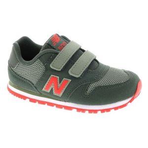 New Balance Jungen Sneakers in der Farbe Grün - Größe 27,5