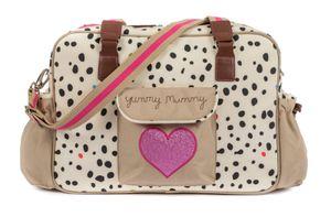 Pink Lining Yummy Mummy Dalmatian