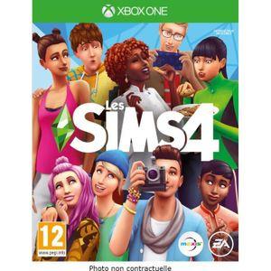 Sims 4 Xbox One Spiel