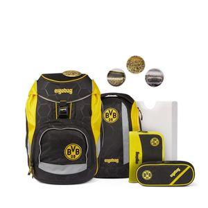 ergobag Pack Schulranzen-Set 6tlg. inkl. Klettie-Set