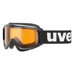 Uvex Snowcat, Color:black/lasergold