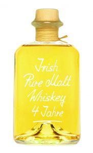 Irish Pure Malt Whiskey 1L 4 Jahre Floraler sehr milder irischer Whisky 40% Vol.