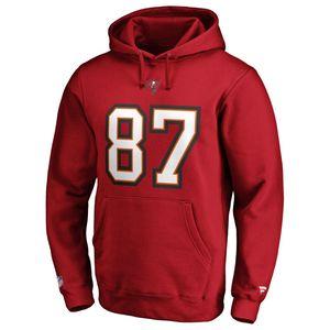 Tampa Bay Buccaneers NFL Hoody #87 Rob Gronkowski