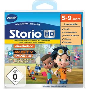 V-Tech Rusty Rivets HD SLSK| 80-271304