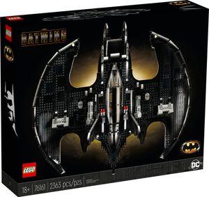 LEGO DC Comics Super Heroes 1989 Batwing - 76161, Bausatz, Junge/Mädchen, 18 Jahr(e), 2363 Stück(e), 3,8 kg