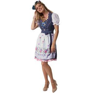 dressforfun Frauenkostüm Mini-Dirndl Garching - S