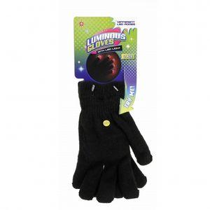 Toi-Toys handschuhe mit LED-Leuchten schwarz