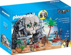PLAYMOBIL 70113  Piratenfestung 2020