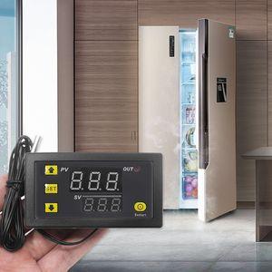 W3230 Mini Digitaler Temperaturregler Led-anzeige Thermostat Regler AC110V-220V 20A Temperaturregelung Schalter Sensor Meter W3230 Mini Digital Temperature Controller LED Display Thermostat Regulator AC110V-220V 20A Temperature Control Switch Sensor Meter
