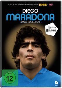 Diego Maradona Rebell. Held. Gott.