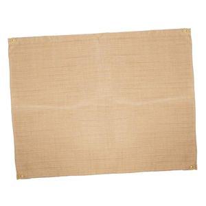 Fiberglas Schweißen Decke und Abdeckung | Messing Ösen für Einfach Hängen und Schutz | Lagerung Tasche für Einfache Lagerung und organisation Größe L.