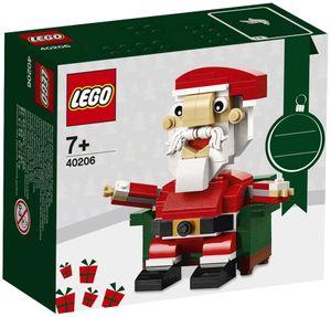 Kopie von Lego 40206 - Weihnachtsmann Set