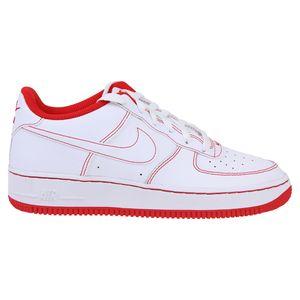 Nike Air Force 1 (GS) Sneaker Kinder Weiß (CW1575 100) Größe: 38