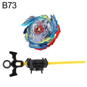 B73 B79 B82 Burst Gyro Kampfgyroskop Spinning Beyblade Toy mit Launcher