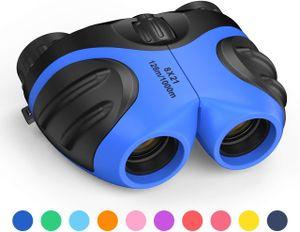 Wasserdichtes Fernglas für Kinder - Geschenk & Spielzeug, Blau