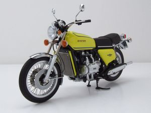Honda Gold Wing GL 1000 K3 1975 gelb Modellmotorrad 1:12 Minichamps