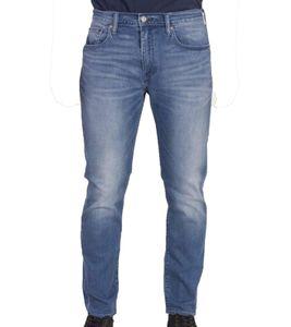 LEVI´S 502 Jeans-Hose komfortable Herren Denim-Hose in Regular Taper Blau, Größe:W28/L32