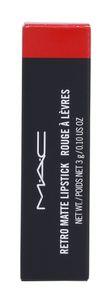 MAC Retro Matte Lipstick 3gr