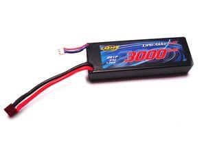 Carson Lipo Akku Racing Pack 7,4V 3000mAh 35C mit T-Plug
