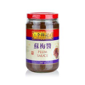 Lee Kum Kee Pflaumensauce Original chinesische Sauce 397g 3er Pack