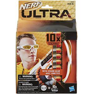 Hasbro E9836EU4 Nerf Ultra Vision Gear Brille und