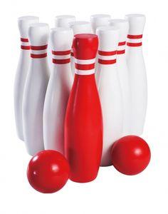Tender Toys bowling-Spiel 12-teilig 23 cm