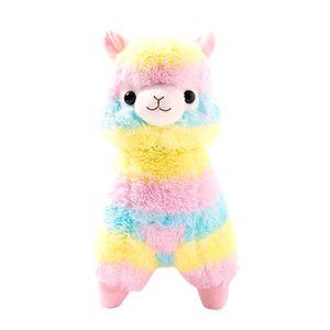 1Stk. Plüschtier Alpaka Kuscheltier Stofftiere Lamas Alpakas Spielzeug 17cm— QingShop