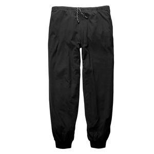 Adamo Pyjamahose Jakob lang Übergröße schwarz, Größe:10XL