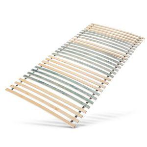 Lattenrost Comfort 140 x 200 cm 7-Zonen mit 28 hochelastischen Federholzleisten - bis 200 kg belastbar