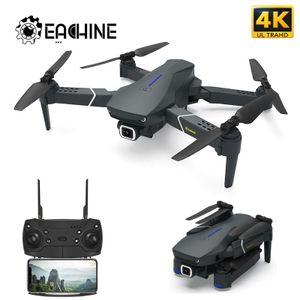 Eachine E520 WIFI FPV Mit 4K HD Weitwinkelkamera High Hold Modus Faltbarer RC Drone Quadcopter RTF mit 1 Batterien