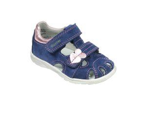 RICHTER Kinder Lauflernschuh 2603-1112-6822 nautical / candy, Farben:blau, Kinder Größen:21