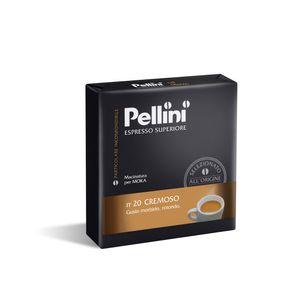 Pellini No. 20 Cremoso Espresso Superiore | gemahlen | 2x250g