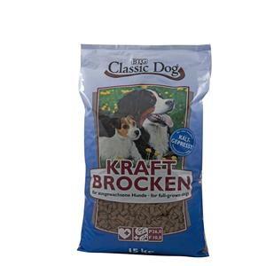 Classic Dog Kraftbrocken 15 kg