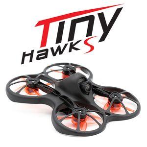 Emax TinyhawkS 75 mm F4 OSD 1-2S Micro BNF 600TVL CMOS Indoor FPV Renndrohne