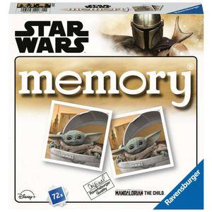 RAVENSBURGER Kinderspiel STAR WARS The Mandalorian memory® Merk- und Suchspiel