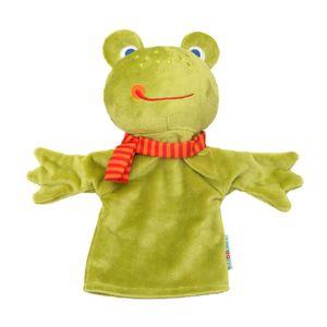 Cartoon Tiere Eltern-Kind Puzzle Plüsch Spielzeug Mund kann Marionette starten ZHI201217082GN