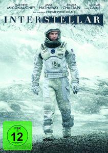 Matthew McConaughey,Anne Hathaway,Jessica... - Interstellar - Digital Video Disc