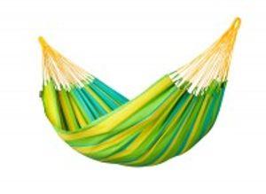 La Siesta - Single-Hängematte Sonrisa Farbe: lime 21406174002-lime