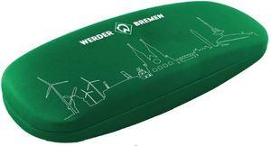 Werder Bremen SVW Brillenetui skyline 0