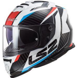 Ls2 Ff800 Storm Racer Red / Blue M