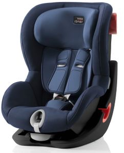 Britax Römer Kindersitz King II Black Series - Modell 2018, Farbvariante:moonlight blue