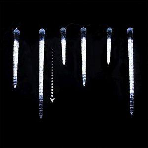 LED Eiszapfen-Lichterkette outdoor 2,5 m - 76 Lichter FWK