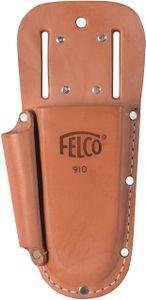FELCO® 910 - Lederetui für Schere und Schleifstein