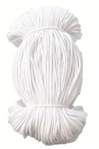 Baumwollkordel Wei߸ 3 mm 100 m