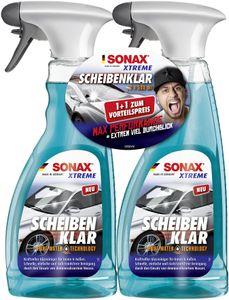 SONAX XTREME ScheibenKlar 500 ml 1+1 AKTION