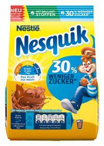Nestlé Nesquik 30% weniger Zucker | 450g Beutel