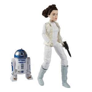 "Star Wars Forces of Destiny 11"" Figuren 2er Set -  LEIA und R2D2"
