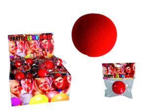 Schaumstoff-Clownnase